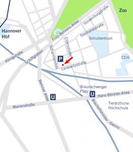 Hannover, Leisewitzstraße 28, 30175 Hannover, Telefon +49 511.85609-0